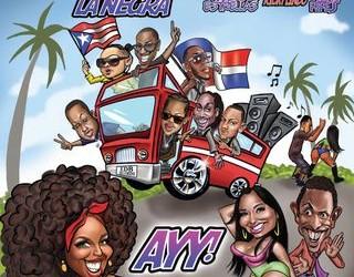 AYY - Amara La Negra ft Jowell & Randy Fuego Los Pepe Negro 5 Estrella & RickyLindo